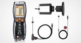 Bluetooth System-Set testo 330-2 LL Herbstaktion 2015 0563 3372 76 + Kleinschmidt GmbH Magnet-Smartphonehalter + erstem Service*