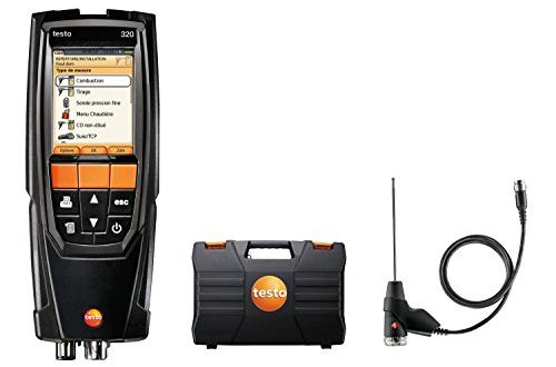 41asE7w7aL 500x330 - Set testo 320 basic - Herbstaktion 2015 - inklusive erstem Service *