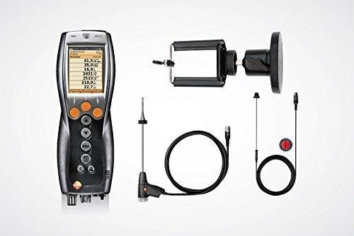 Bluetooth System-Set testo 330-2 LL Herbstaktion 2015 0563 3372 76 mit Inzahlungnahme Altgerät + Kleinschmidt GmbH Magnet-Smartphonehalter + erstem Service*